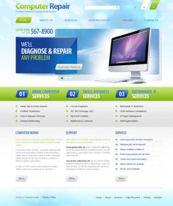 Lợi ích của việc thiết kế website sửa chữa vi tính