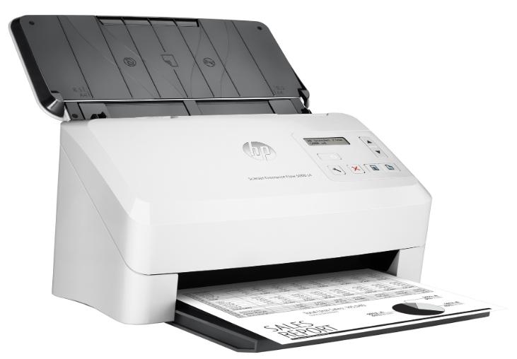 Máy quét HP ScanJet Enterprise Flow 5000 s4.