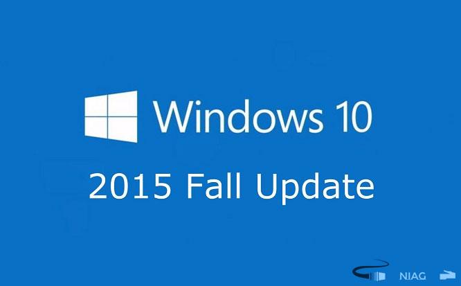 Windows 10 bản cập nhật năm 2015