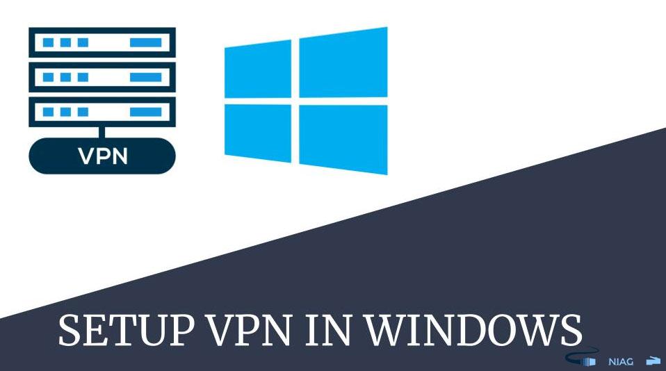 Cài đặt VPN